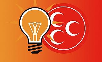 AK Parti - MHP Lokal İşbirliği Yapacak