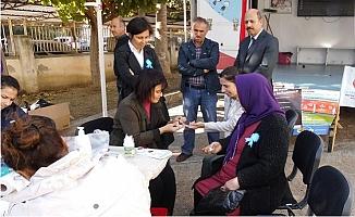 Bozyazı'da 'Aile ve Diyabet' Temalı Etkinlik Düzenlendi