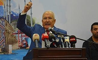 Burhanettin Kocamaz Sitem Ederek MHP Defterini Kapattı.