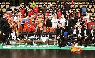 Çukurova Basketbol, Lige Damga Vurdu.