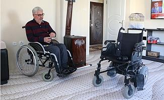 Engelliye Sıfır Fiyatına ikinci El Çalışmayan Joistik Gönderdiler