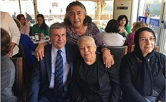 İstemihan Talay CHP'li Kadınlar İle Kahvaltıda Buluştu