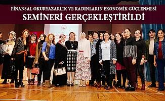 Kadınlara Ekonomik Okuryazarlık Eğitimi