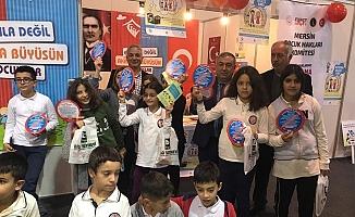 Kitap Fuarında Çocuk Komitesi Standı
