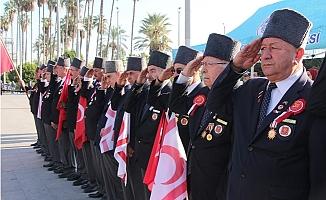 KKTC'nin 35. Kuruluş Yıldönümü Mersin'de Kutlandı