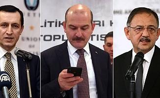 Kulisler Bunu Konuşuyor! AK Parti'de Ankara İçin 4 İsim...