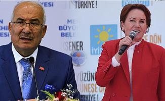 """Meral Akşener: """"Mersin'de Adayımız Burhanettin Kocamaz Olabilir"""""""