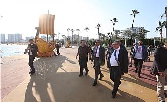 Mersin'de Narenciye Festivali Hazırlıkları Sürüyor