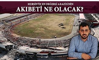 Mersin'in En Değerli Arazisi İçin Çevre Mühendisleri Kaygılı