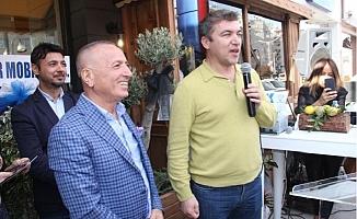 Mersin'in Yeni Damak Lezzeti Yusuf Bey Gurme Hizmete Girdi