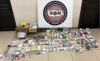 Mersin Polisinden Kaçakçılık Operasyonu