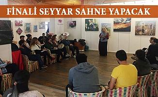 Mersin Tiyatro Festivali Sürüyor