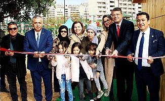 Şehit Uz. Çvş. Mehmet İlker Şahin Parkı' Düzenlenen Törenle Açıldı.