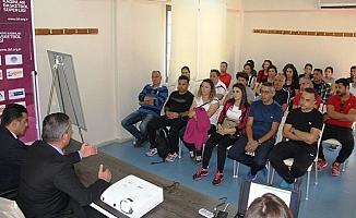 Sportif Yetenek Taraması Yürütme Kurulu Toplantısı