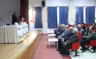 Toros Üniversitesi'nde 'Yenilenebilir Enerji' Paneli