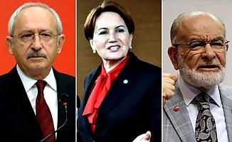 'Üç Parti, Yerel Seçimde İş Birliği Stratejisi Peşinde'