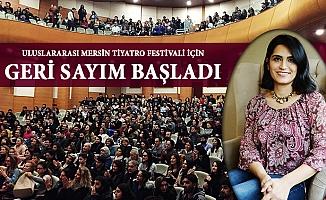 Uluslararası Mersin Tiyatro Festivali Başlıyor