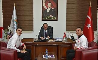 """Başkan Tuna: """"Sporcularımızın Başarıları Gurur Veriyor"""""""