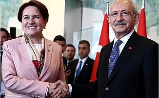 CHP - İYİ Parti İttifakında İlçe Formülü