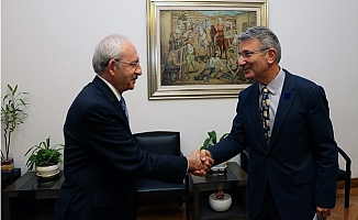 """CHP'nin Mersin Belediye Başkan Adayı """"Serdal Kuyucuoğlu"""" mu?"""