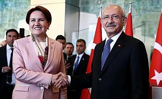 CHP ve İYİ Parti İttifak Yapmıyor