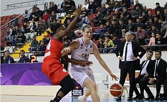 Çukurova Basketbol, Avrupa'da Kazandı