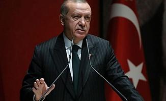 Cumhurbaşkanı Erdoğan Duyurdu: Yeni Hedef Fıratın Doğusu!