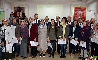 Mersin'de Kadın Çiftçilere Fidan Yetiştiriciliği Eğitimi Verildi