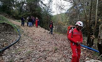 Mersin'de Kayıp Şahıs Ortak Operasyonla Bulundu