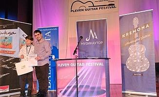 MEÜ öğrencileri Plevne Gitar Festivali'nden Ödülle Döndü