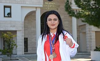 MEÜ Öğrencisinin Hedefi Muay Thai'de Dünya Şampiyonluğu