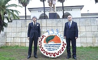 MTSO 133'üncü Yaşını Kutladı