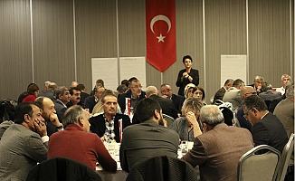 MTSO'da 'Mersin Başkanından Ne Bekliyor?' Konferansı