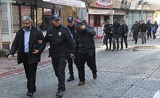 Adana'da Terör Örgütü HTŞ'ye Operasyon