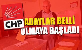 CHP'nin Çamlıyayla ve Aydıncık Belediye Başkan Adayları Belli Oldu.