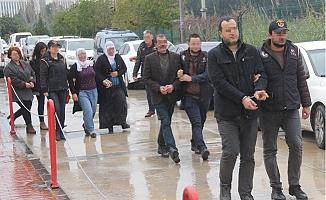 HDP İl Başkanlığında Terör Propagandasına Adli Kontrol