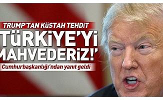 Kürtlere Saldırırlarsa Türkiye'yi Ekonomik Olarak Mahvedeceğiz