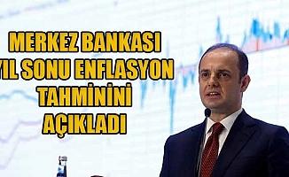 Merkez Bankası'nın 2019 Enflasyon Beklentisi Yüzde 14.6