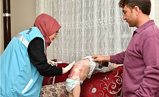 Mersin'de 8 Ailenin 10 Çocuğu 'Kelebek' Hastası