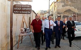 Mersin'de Tarihi Evlerin Restorasyonu Çalışması Başladı