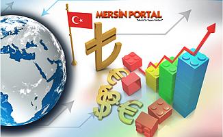 Mersin'in 2017 GSYH Payı Yüzde 1,8