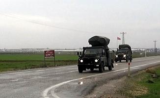 Münbiç Bölgesine SAT Komandoları Gönderildi