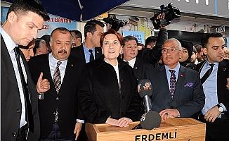 """Akşener: """"Muhalefet Halkın Avukatıdır"""""""