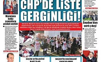 CHP Mersin'de Belediye Meclis Üyeliği Tartışması