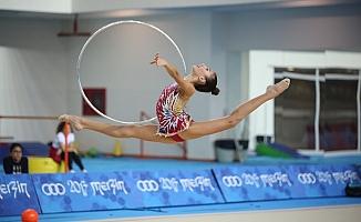 Cimnastik Türkiye Şampiyonası, Mersin'de Yapılacak