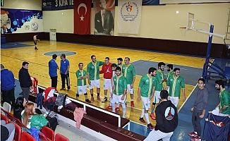Erdemli Belediyesi Basketbol Takımı Şampiyon Oldu