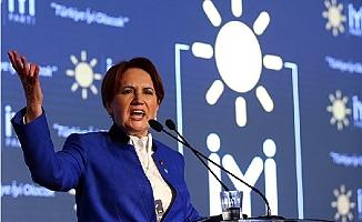 Meral Akşener: Mersin'de Yapılan İYİ Parti'ye Yapılan Operasyondur