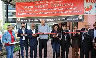 Mezitli Beledyiesi Okuma Evi Açıldı