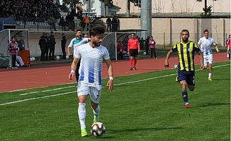 TFF 2. Lig: Tarsus İdman Yurdu: 0 - Tuzlaspor: 3