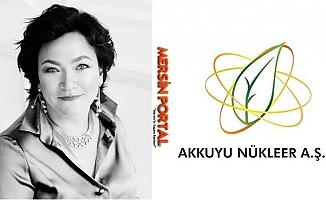 Akkuyu Nükleer A.Ş. Genel Müdürlüğüne Zoteeva Atandı
